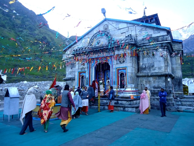 kedarnath temple opens for pilgrims